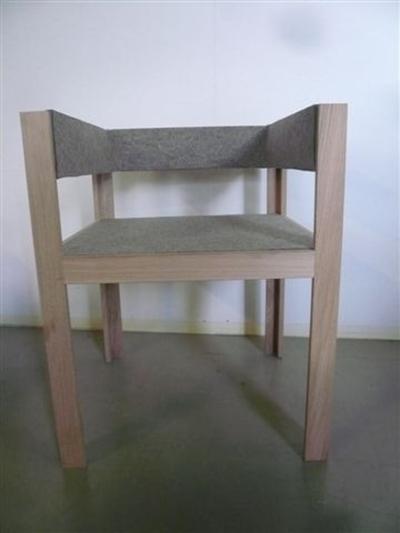 Wolvilt op meubilair